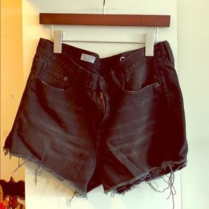 Gap high waisted shorts